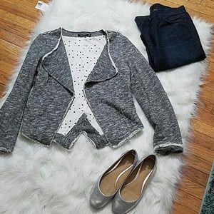 Max Jeans cotton blend blazer